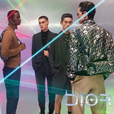 La campaña más futurista de Dior Men llega de la mano de Steven Meisel