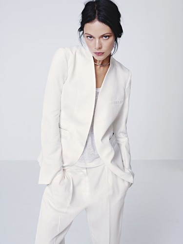 ¿Estilo masculino o femenino? El lookbook de H&M Primavera-Verano 2012