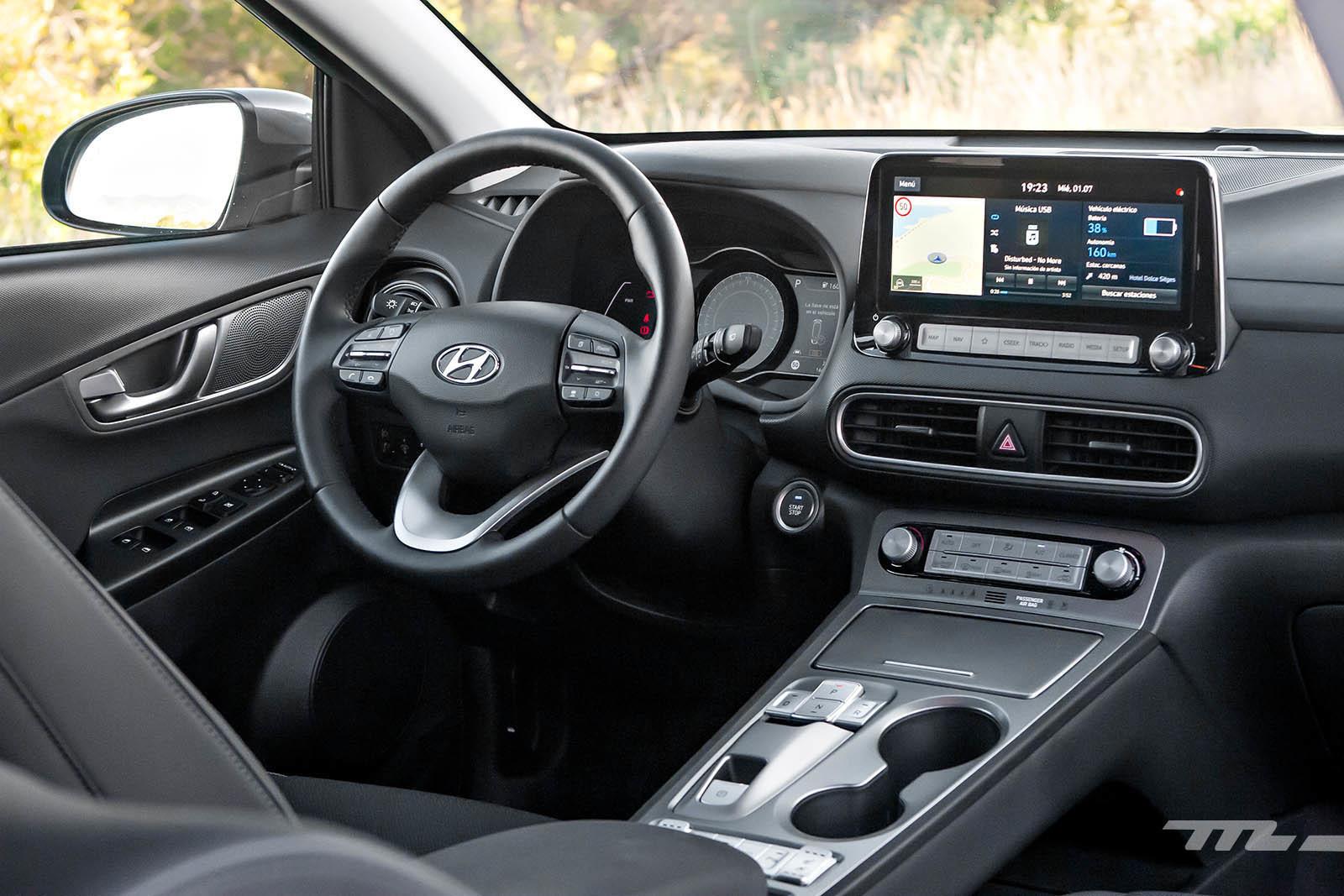 Foto de Hyundai Kona Eléctrico 150 kW (7/26)