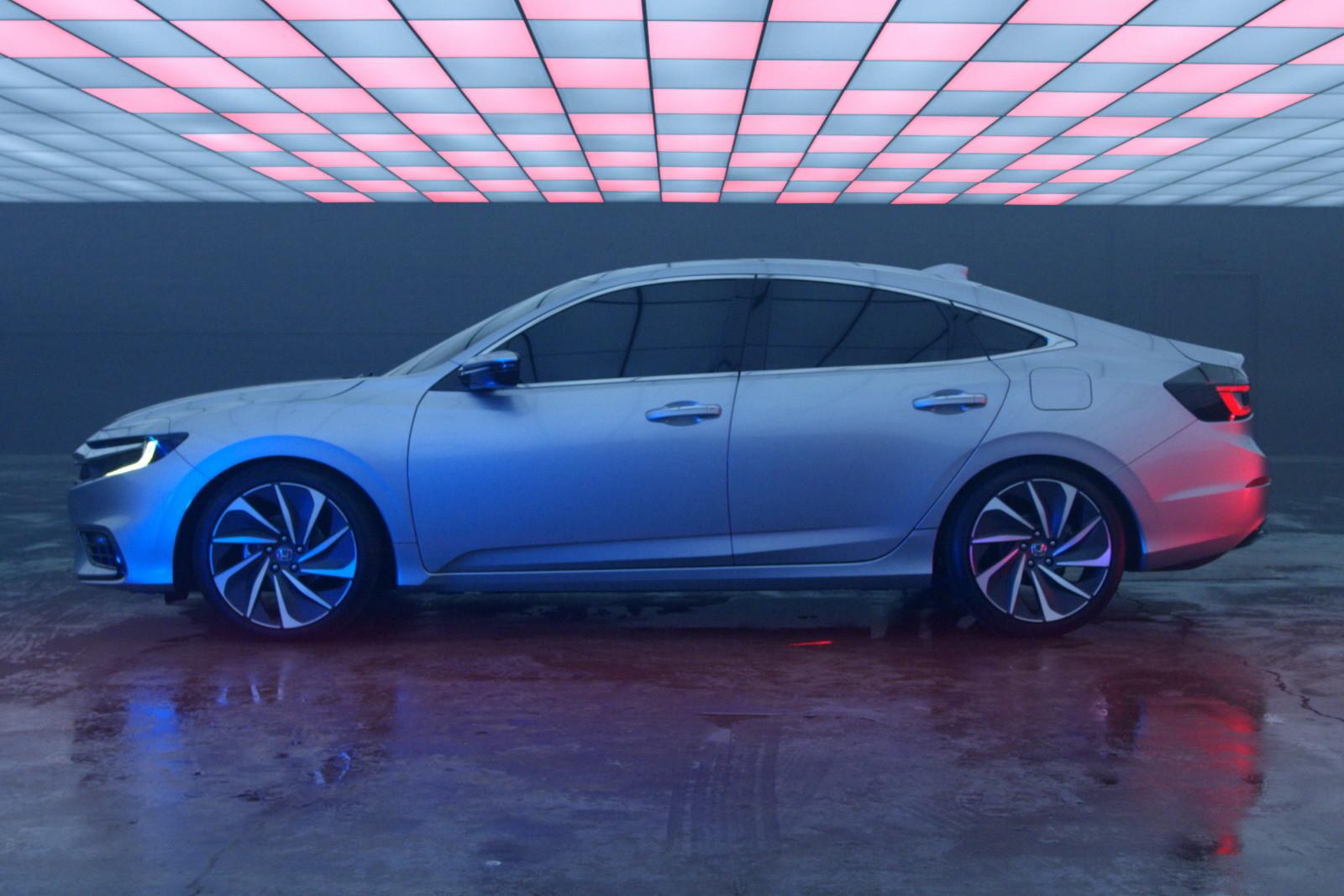 Foto de Honda Insight Prototype (10/14)