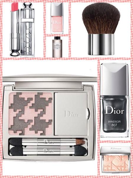 Collage Dior en Harrods