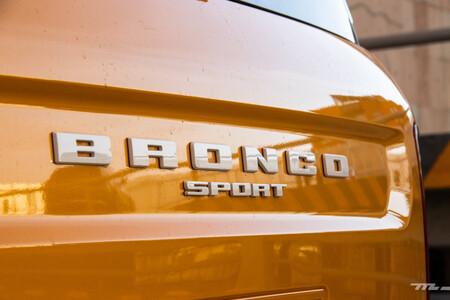 Ford Bronco Sport Prueba De Manejo Opiniones Resea Mexico Fotos 23