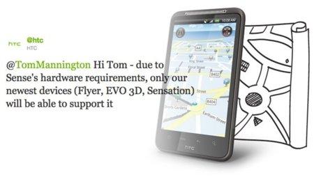 HTC Sense 3.0 es para los nuevos dispositivos