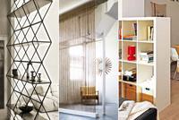 Tres originales ideas para separar ambientes