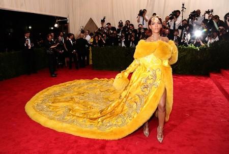 Rihanna de Guo Pei en 2015