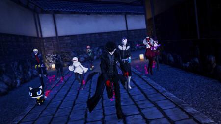 Persona 5 Strikers Avance 06