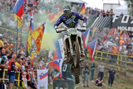Clement Desalle Mxgp Republica Checa 2018