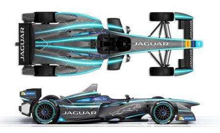 Jaguar En La Formula E 1