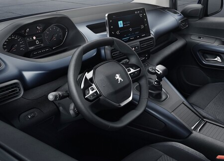 Peugeot Rifter 2021 Mexico