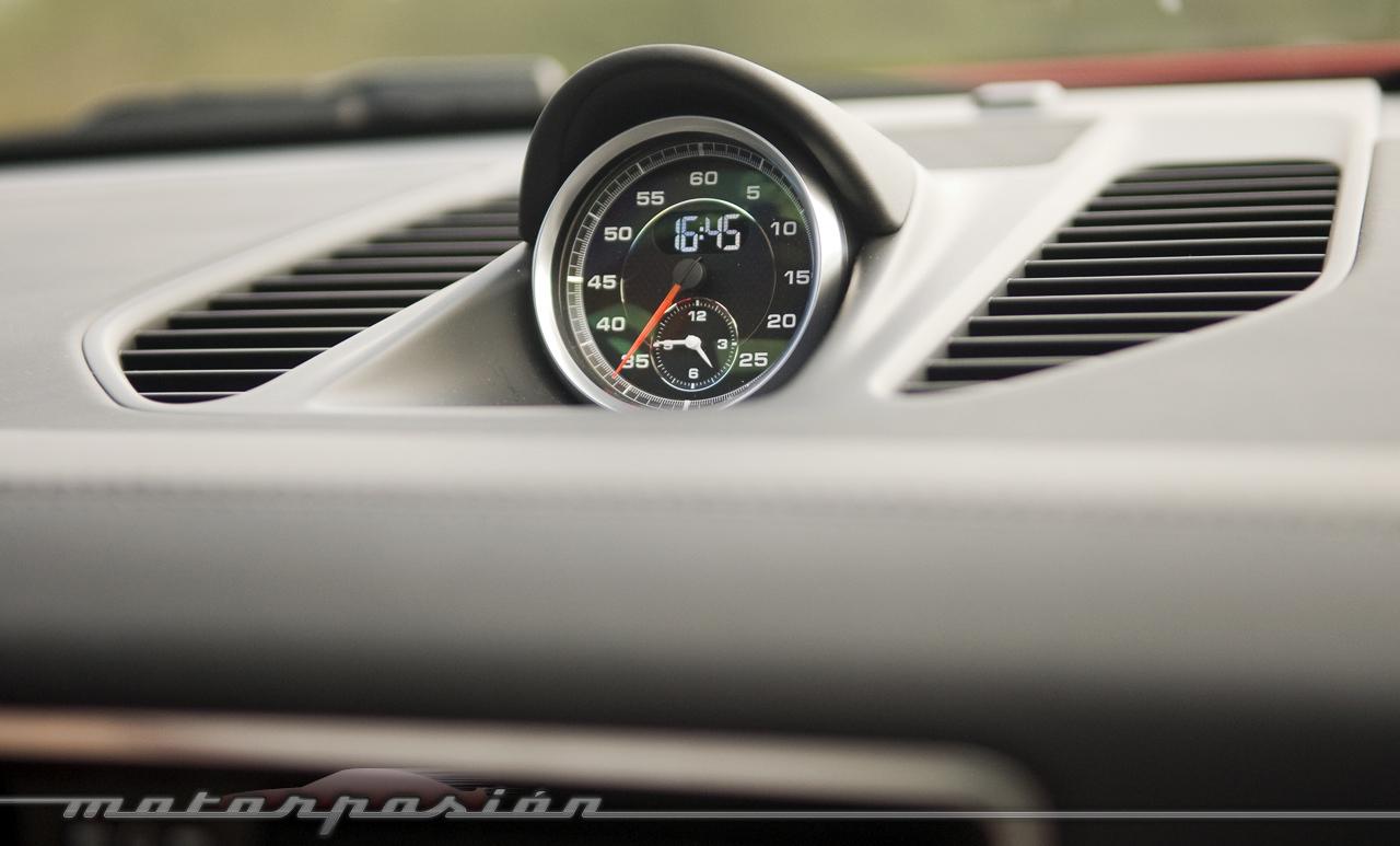 Foto de Porsche 911 Turbo (prueba) (30/33)