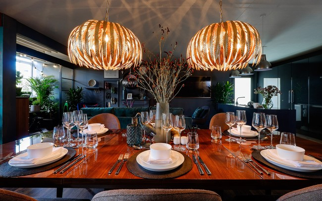 The Residence At John Lewis Oxford Street Dining Table
