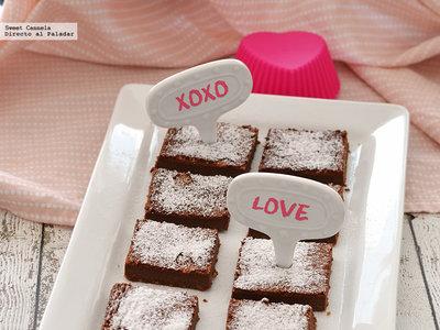 9 recetas de postres con Nutella para celebrar el Día de San Valentín