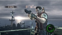 'Resident Evil 5: Alternative Edition'. Vídeos de Barry Burton y Rebecca Chambers