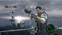 'Resident Evil 5: Alternative Edition'. Vídeos de Barry Burton y Rebecca Chambers
