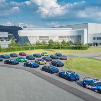 Adiós a una era: los últimos BMW i8 salen de la fábrica de Leipzig