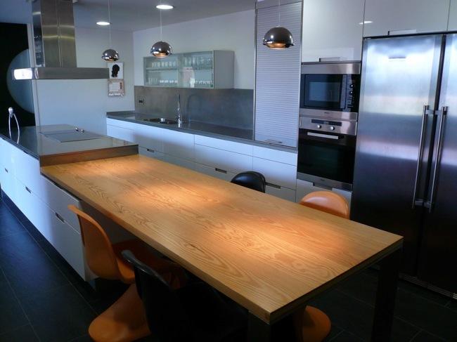 madera natural cocina 1