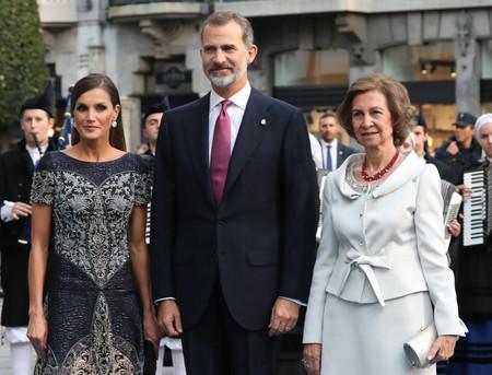 Los Reyes En Los Premios Princesa De Asturias