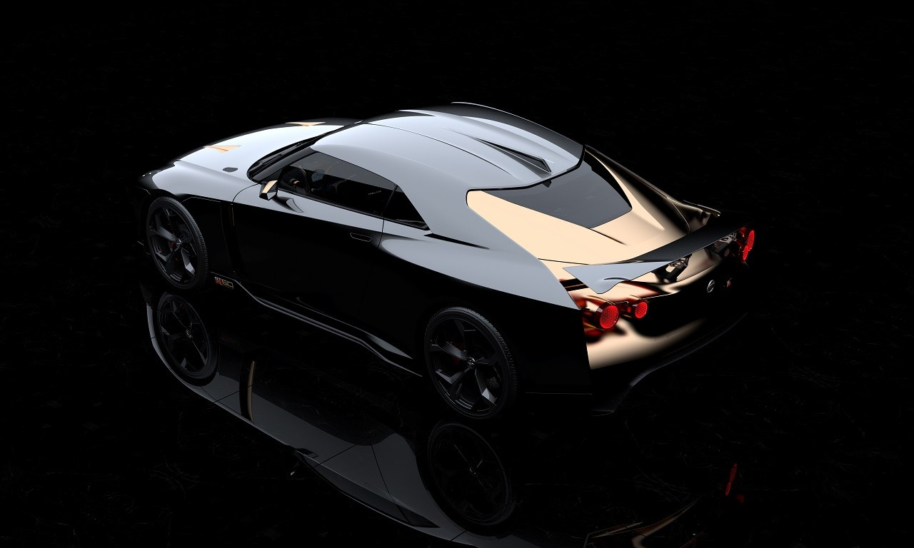 Foto de Nissan GT-R50 By ItalDesign (2/10)
