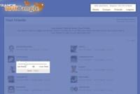 twiTangle, ordena y clasifica a tus contactos en Twitter