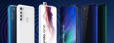 Motorola One Fusion+ y One Fusion: precio y lanzamiento en México
