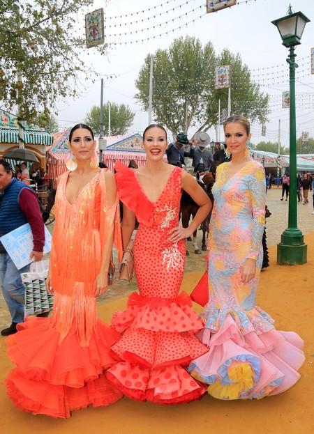 Vestidos Feria De Abril 1