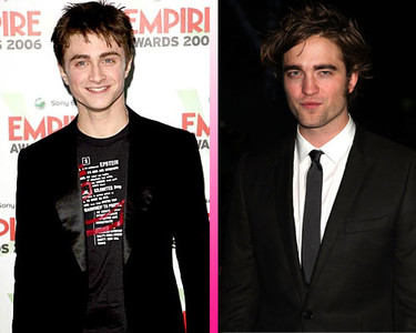 "Daniel Radcliffe: ""Robert Pattinson es un sex symbol"""