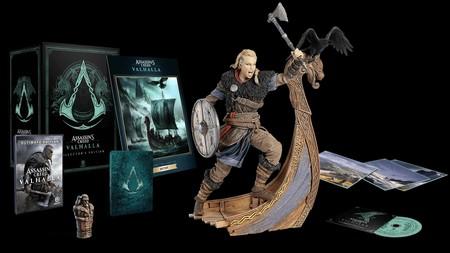 Assassin's Creed Valhalla Edicion Coleccionista