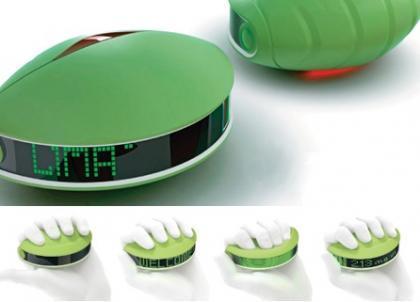 Medidor de azucar en sangre, por infrarrojos y de diseño