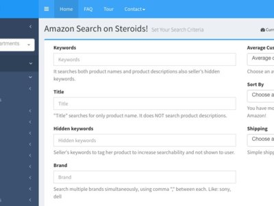 Jeviz es el buscador avanzado que le falta a Amazon