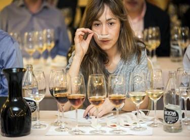 Inside Sherry Festival Madrid