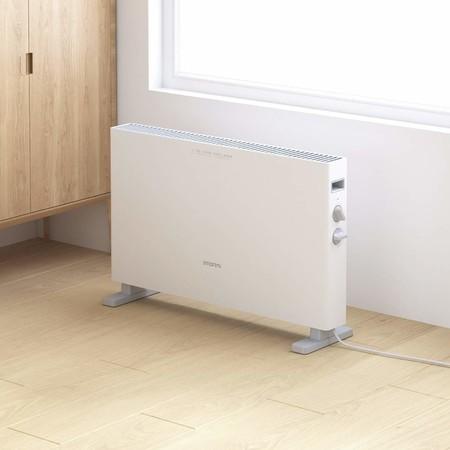Radiador eléctrico Smartmi y chaleco con calefacción Youpin: las ofertas de Xiaomi para combatir la ola de frío