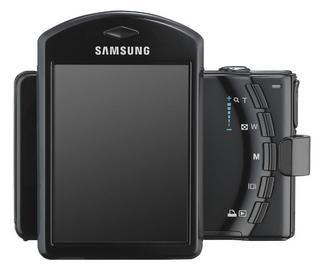 Samsung i7, con pantalla rotatoria