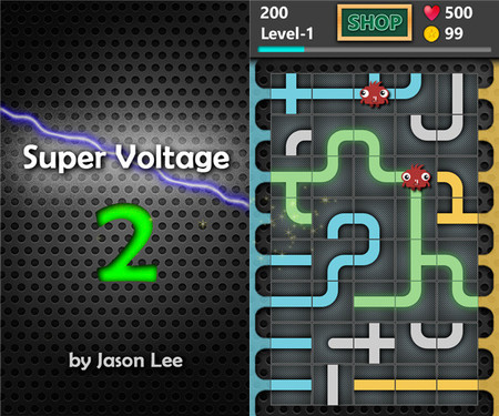 Super Voltage 2 app