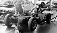 Descurbierto el primer chasis del Lamborghini Miura que se presentó en 1965