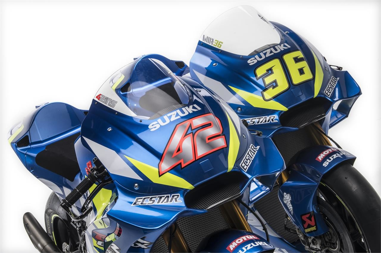 Foto de Presentación MotoGP Suzuki 2019 (18/60)