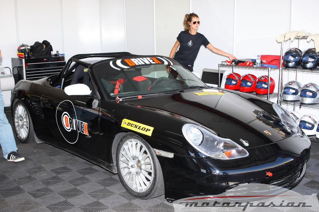 Foto de Porsches de Drivex en el Jarama (4/20)