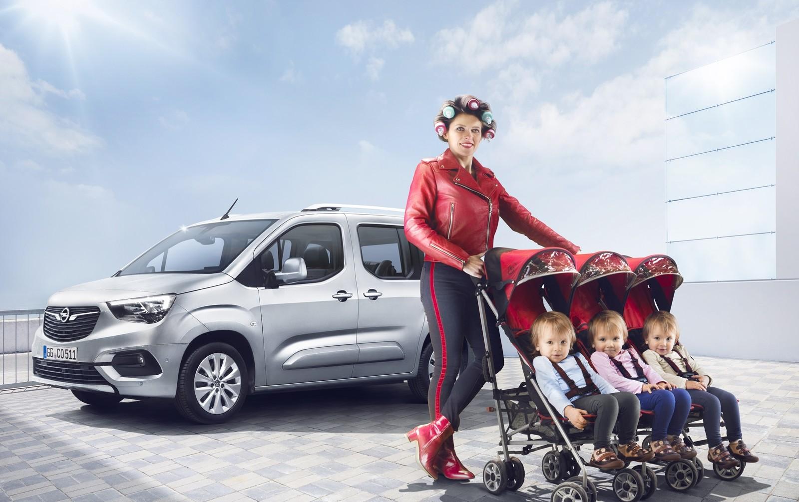 Foto de Opel Combo Life 2018 (15/63)