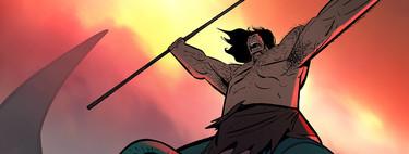 'Primal' es épica prehistórica: Genndy Tratakovksy da una clase magistral de narrativa en su nueva serie
