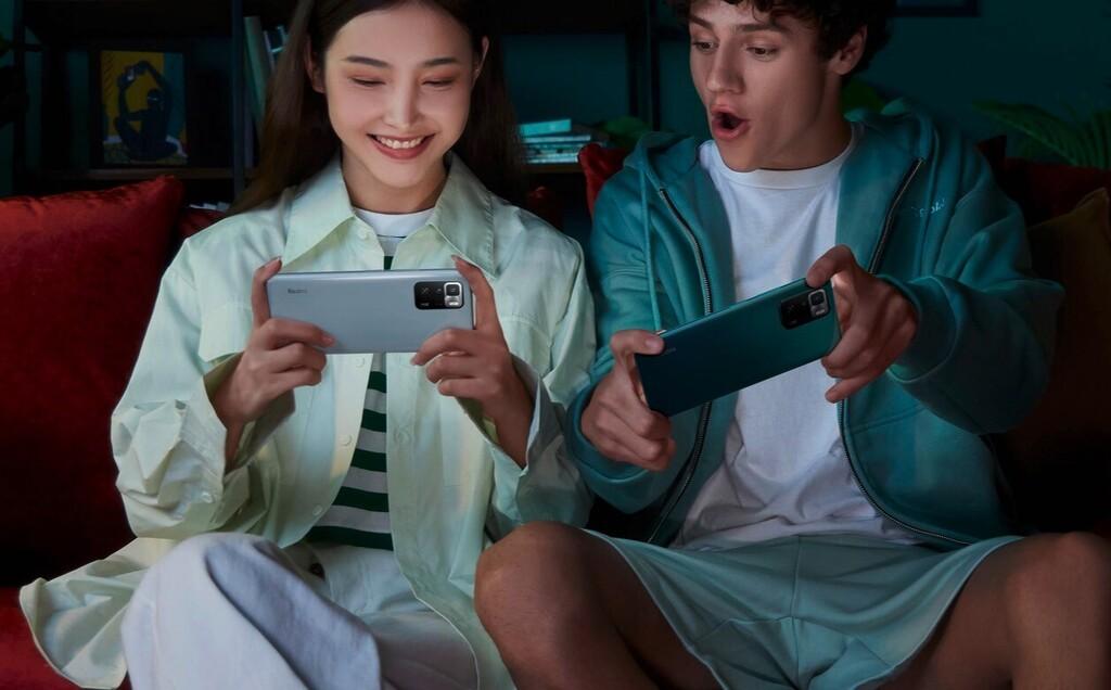 La RAM virtual empieza a llegar a Xiaomi: hasta 10 GB de RAM para el Redmi Note 10 Pro 5G