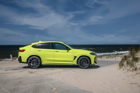 Bmw X4 M Competition 2021 020