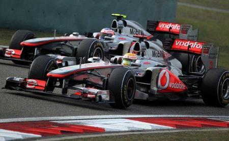 GP de Turquía F1 2011: McLaren a medio segundo de Red Bull