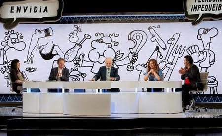 El viñetista Forges conducirá un nuevo espacio de humor en La 2