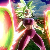 Kefla y Baby Vegeta llegarán a Dragon Ball Xenoverse 2 el 28 de agosto. Aquí tienes una hora de gameplay