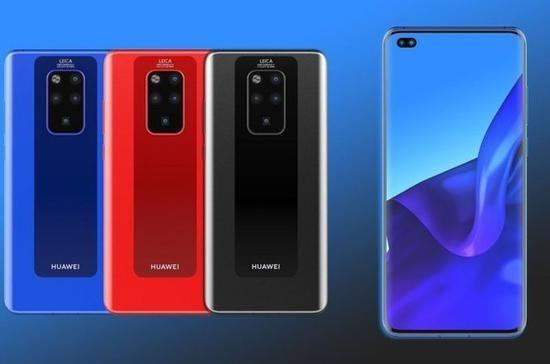 La factible pantalla de 90Hz del Huawei® Mate 30 Pro se adicción a otras filtraciones del cercano gigante de los chinos