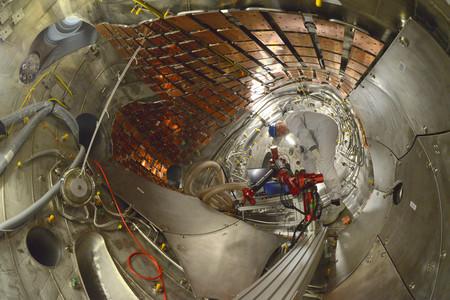 Interior Of W7 X Stellarator
