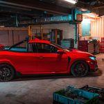 El Honda Civic Type R Pick-up quiere convertirte en el granjero más genial del rancho