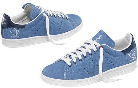 Nueva colaboración de Adidas para Maharishi