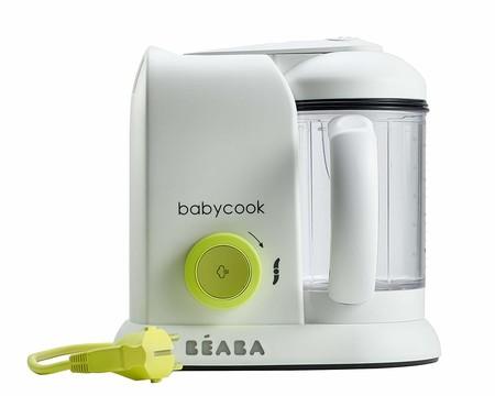 El robot de cocina Béaba Babycook 4 en 1 está rebajado a 99 euros en Amazon con envío gratis