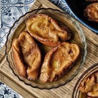 Ocho recetas de torrijas y otras delicias propias de Semana Santa en el menú semanal del 23 al 29 de marzo