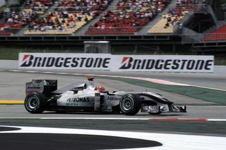 GP de Mónaco 2010: Mercedes utilizará de nuevo el chasis antiguo